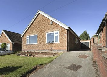 Thumbnail 3 bed detached bungalow to rent in Baker Avenue, Arnold, Nottinghamshire