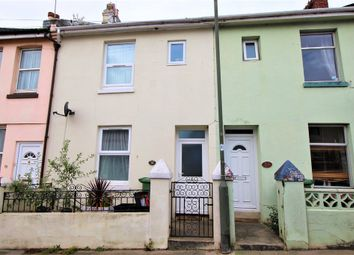 Thumbnail 2 bed terraced house for sale in Ebenezer Road, Paignton