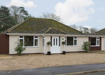 Thumbnail 4 bed detached bungalow for sale in Woodlands, Brandon