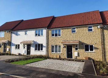 Thumbnail 3 bedroom terraced house for sale in Lady Mead, Cricklade, Swindon