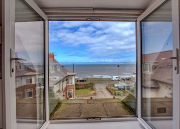 North Promenade, Whitby YO21. 2 bed flat for sale