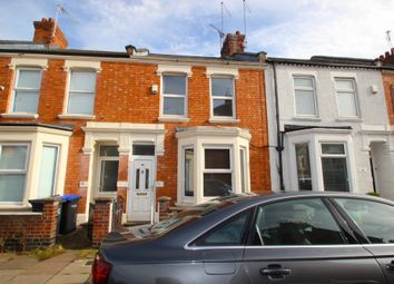 Thumbnail 3 bed terraced house to rent in Collingwood Road, Northampton, Northamptonshire