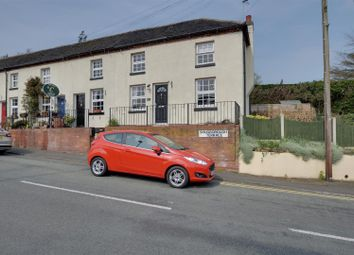 Thumbnail 2 bed terraced house for sale in Main Road, Little Haywood, Stafford