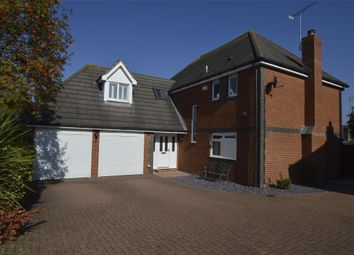 Thumbnail 5 bed detached house for sale in Crofton Fields, Winterbourne, Bristol