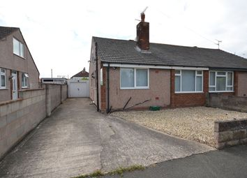Thumbnail 2 bed semi-detached bungalow for sale in Trellewelyn Road, Rhyl