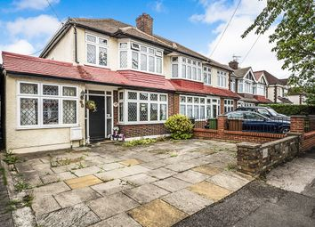 Thumbnail 4 bed semi-detached house for sale in Henley Avenue, Cheam, Sutton