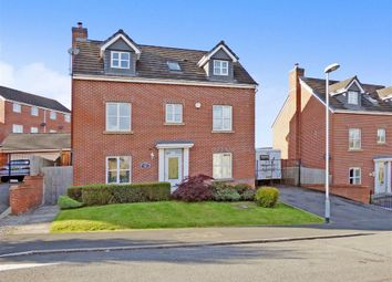 Thumbnail 5 bedroom detached house for sale in Chillington Way, Norton Heights, Stoke-On-Trent