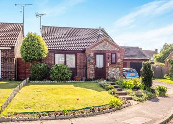 Thumbnail 2 bed detached bungalow for sale in Hawthorn Rise, Mundesley, Norwich