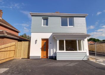 Thumbnail 3 bed detached house for sale in Glenville Road, Christchurch