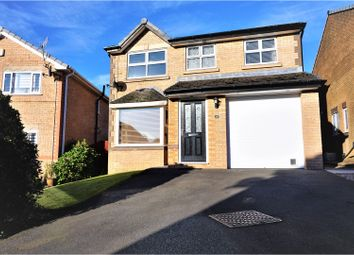 Thumbnail 4 bed detached house for sale in School House Fold, Burnley
