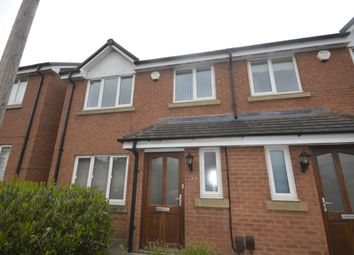 Thumbnail 3 bed semi-detached house to rent in Bridgewood Street, Longton, Stoke-On-Trent