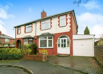 Thumbnail 3 bedroom detached house for sale in Godfrey Range, Manchester