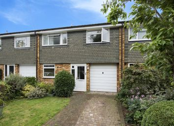 Thumbnail 3 bed terraced house for sale in Gleave Close, St.Albans