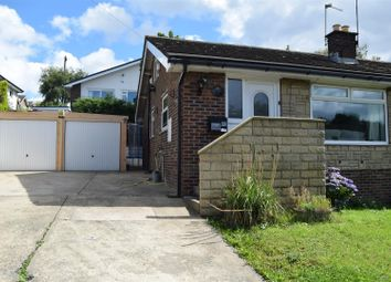 Thumbnail 2 bed semi-detached bungalow for sale in Brow Lane, Shelf, Halifax