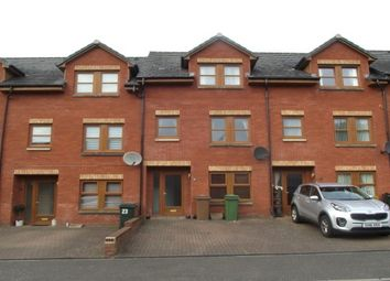 Thumbnail 4 bed town house to rent in Wood Street, Catrine, Mauchline