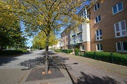 Thumbnail 2 bed flat for sale in Amalfi House, Fordd Garthorne