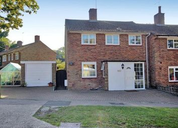 Thumbnail 3 bed end terrace house to rent in The Rise, Crawley