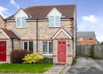 Thumbnail 2 bedroom semi-detached house for sale in St Pancras Close, Dinnington, Sheffield