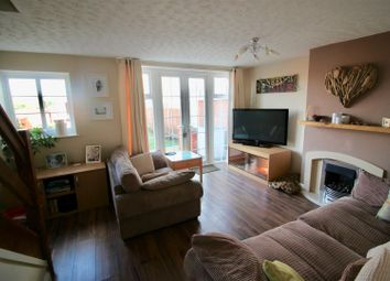 Thumbnail 3 bed semi-detached house for sale in Brackendale Drive, Walesby, Newark