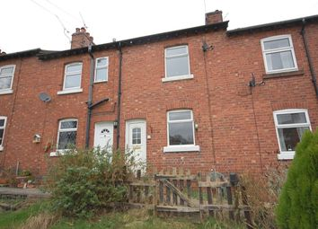 Thumbnail 2 bed terraced house for sale in Tamworth Rise, Duffield, Belper