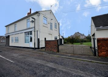 Thumbnail 4 bed detached house for sale in Verney Street, New Houghton, Mansfield