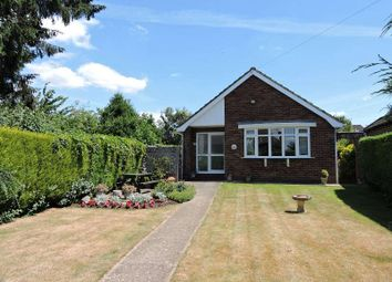 Thumbnail 3 bed bungalow for sale in Crabtree Close, Bookham, Leatherhead