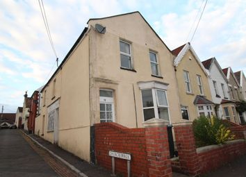 Thumbnail 2 bed flat to rent in Heywood Terrace, Pill, Bristol