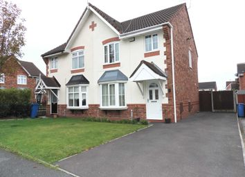Thumbnail 3 bed semi-detached house for sale in Riesling Drive, Kirkby, Liverpool