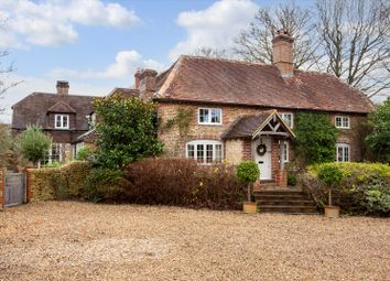 Thumbnail 7 bed detached house for sale in Tulls Lane, Standford, Bordon, Hampshire