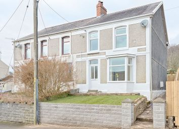 Thumbnail 3 bedroom property for sale in New Road, Trebanos, Pontardawe, Swansea