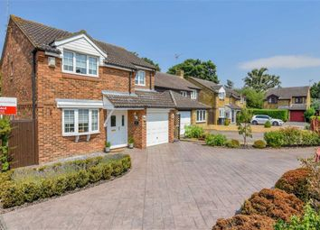 Thumbnail 4 bed detached house for sale in Furlong Way, Ware, Hertfordshire