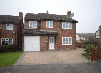Thumbnail 4 bed detached house for sale in Ledbury Drive, Calcot, Reading
