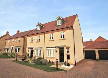 Thumbnail 4 bed town house to rent in Heston Walk, Oxley Park, Milton Keynes, Bucks