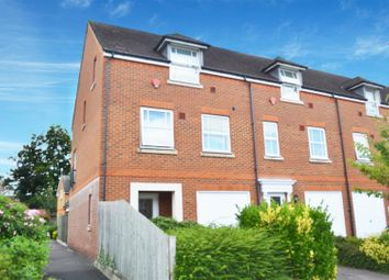 Thumbnail 4 bed end terrace house for sale in White Lodge Close, Isleworth