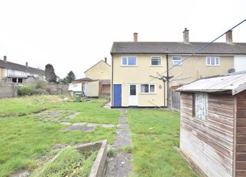 Thumbnail 2 bed end terrace house for sale in The Grove, Warmley