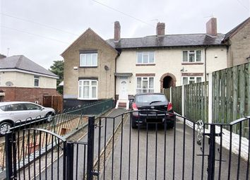 Thumbnail 2 bed terraced house for sale in Shirehall Road, Sheffield