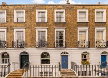 3 bed terraced house for sale in Gibson Square, Islington, London N1