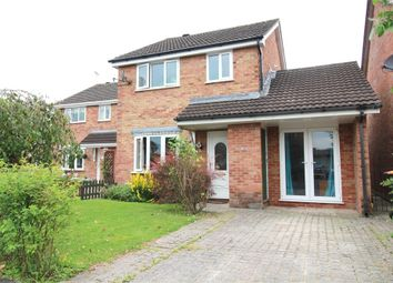 Thumbnail 3 bed detached house for sale in Blackthorn Grove, Caerleon, Newport