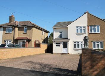 Thumbnail 4 bed end terrace house for sale in Crown Road, Ilford