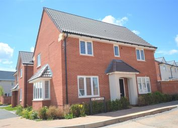 Thumbnail 4 bed detached house for sale in Wills Lane, Exeter