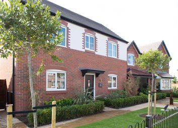 Thumbnail 3 bed detached house for sale in Whiston Lane, Huyton
