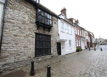 Thumbnail 3 bed cottage to rent in Market Street, Old Town Poole