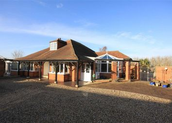 Thumbnail 5 bed detached bungalow for sale in Sarsen Close, Old Town, Wiltshire