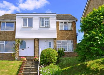 Thumbnail 3 bed end terrace house for sale in Maywood Avenue, Eastbourne