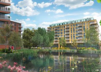 Thumbnail 1 bed flat for sale in Langley Square, The Duke Block, Dartford