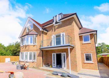 Thumbnail 3 bed flat for sale in Lower Morden Lane, Morden