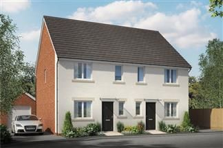Thumbnail 3 bedroom end terrace house for sale in Chelmsford Road, Swindon, Wiltshire