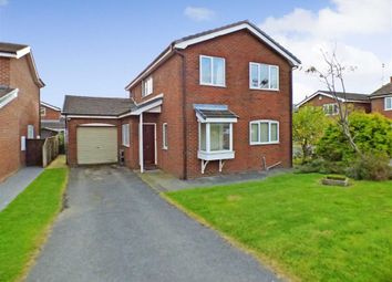 Thumbnail 4 bed detached house for sale in Henshall Drive, Sandbach