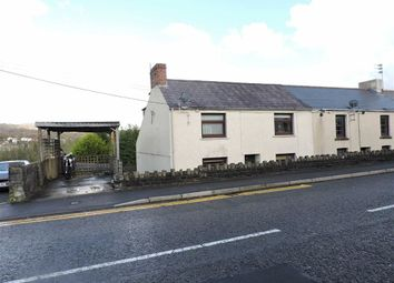 Thumbnail 3 bed cottage for sale in Cwmamman Road, Garnant, Ammanford
