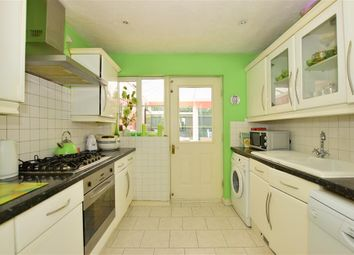 Thumbnail 3 bed end terrace house for sale in St. James Gardens, Little Heath, Essex
